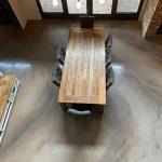 Granicrete Coverstone Floor in a Farmhouse